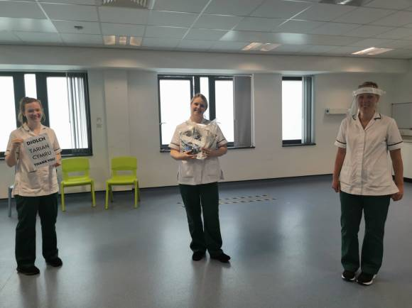 Therapies-Inpatient-Unit-Glan-Clwyd
